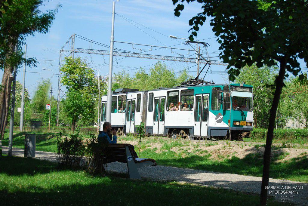 tramvai verde