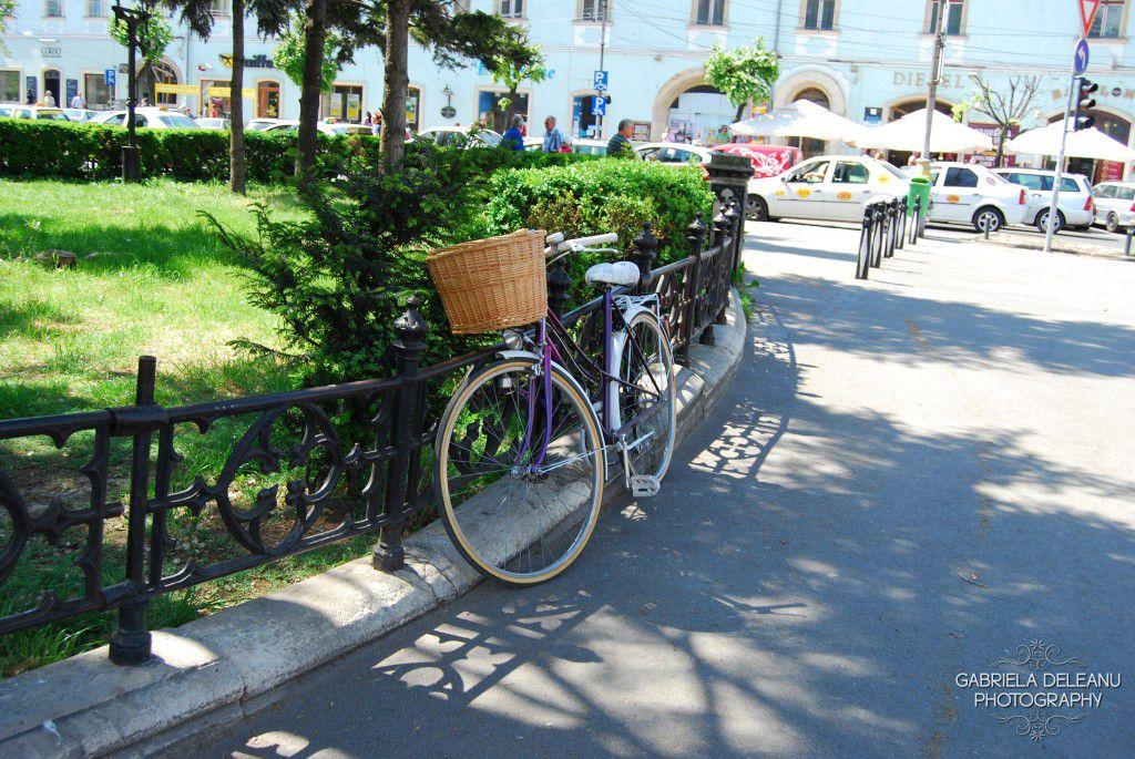 bicicleta fancy