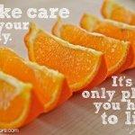 Mișcare + mâncare sănătoasă și treci de stres