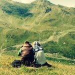 Pe munte, în cuplu