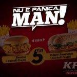 Mai mult KFC decât McDonald's