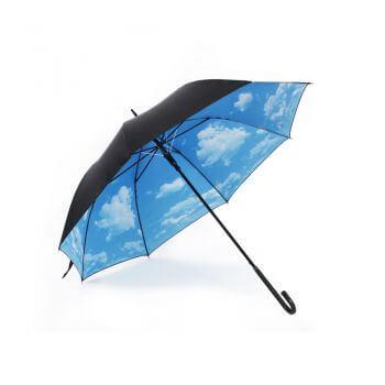 Umbrela cer senin