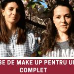 Cumpătare în make-up + Vlog: 5 produse pentru un makeup zilnic complet