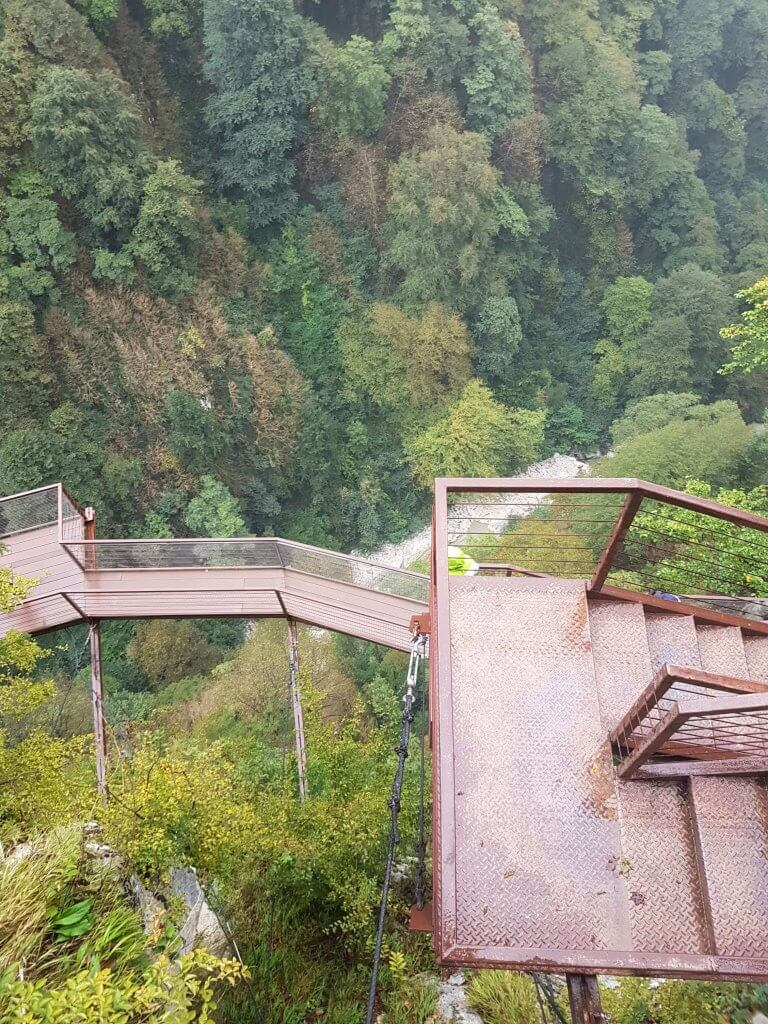 Kutaisi - Canionul Okatse