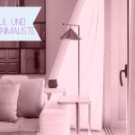 Casă minimalistă – început