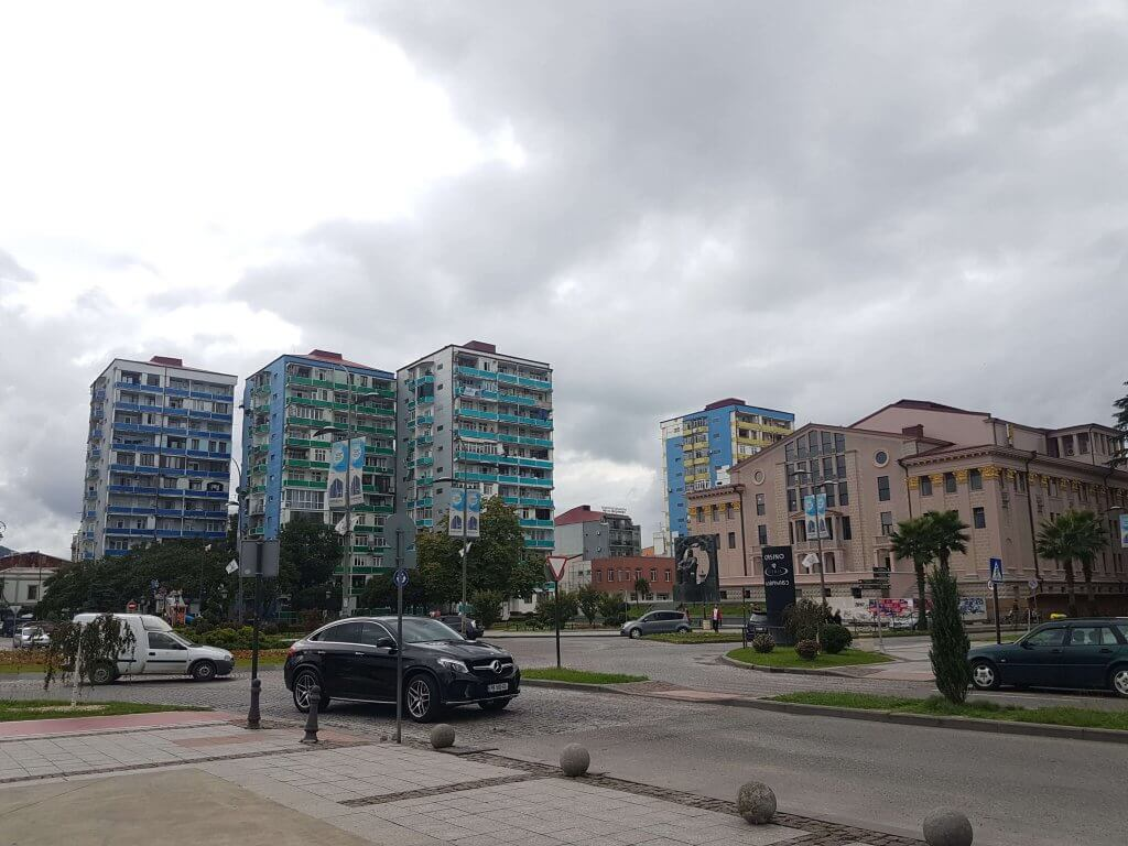 Clădiri Batumi