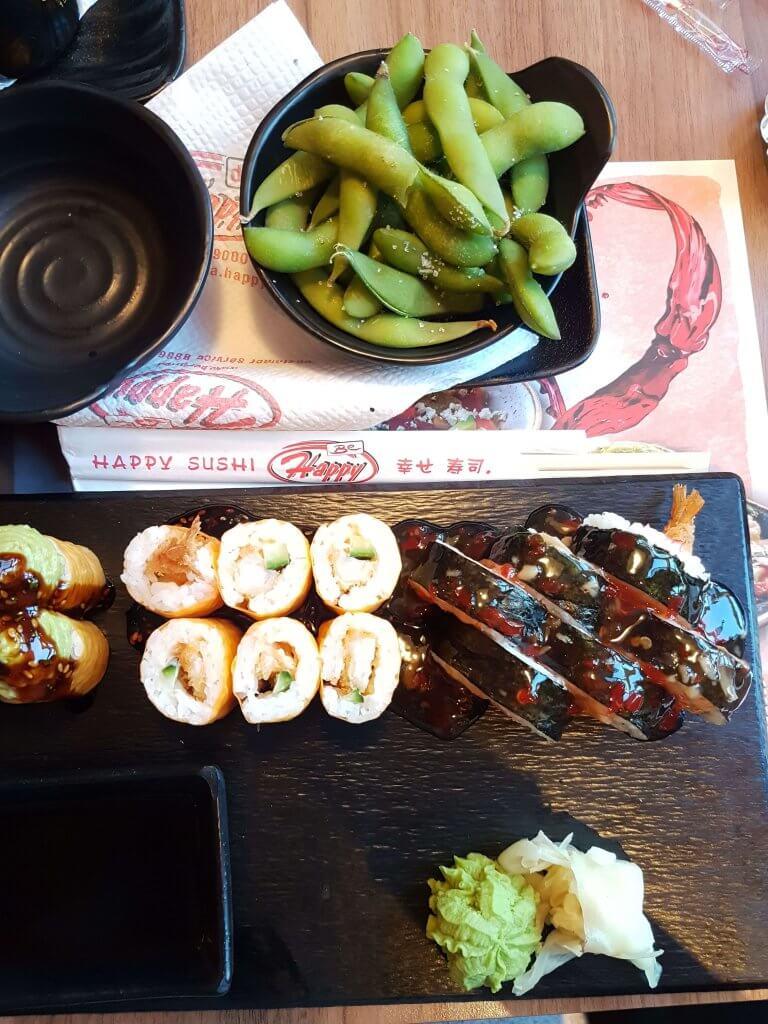 Happy Ruse Sushi