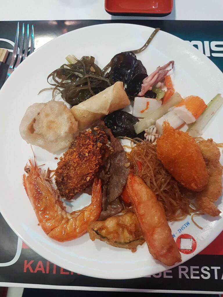 Mishi Mishi mâncare asiatică