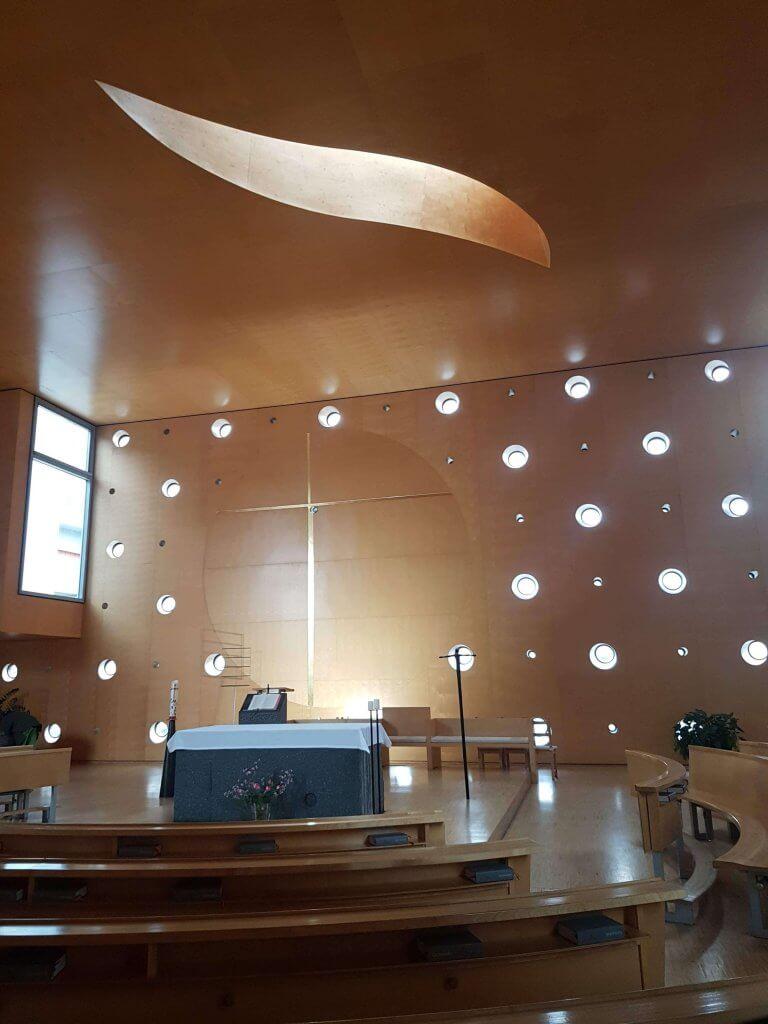 Katholische Kirche Christus,