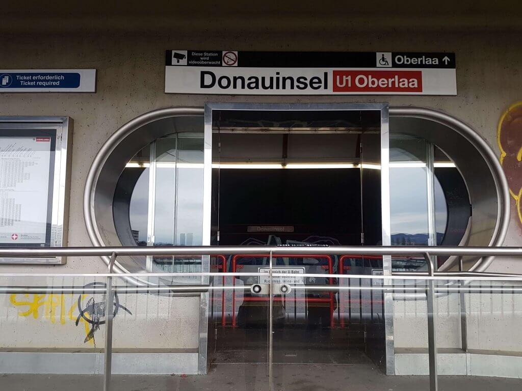 Viena - metrou
