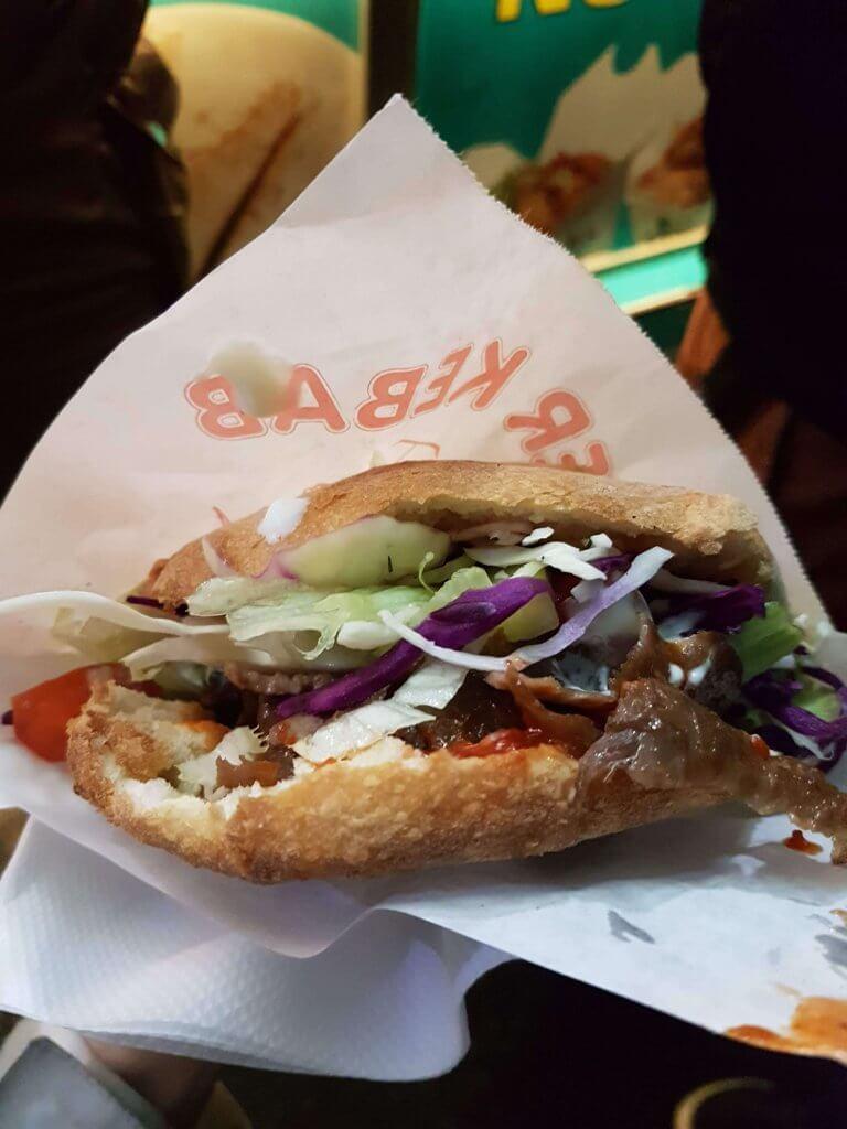Viena - kebab