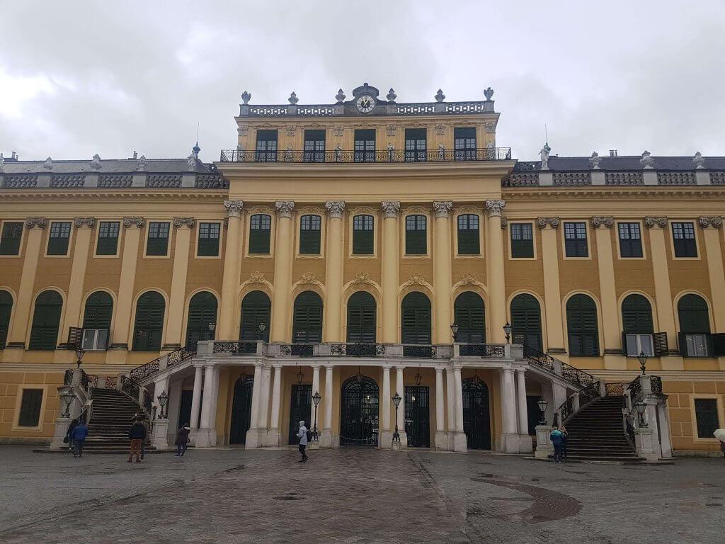 Viena Schoenbrunn