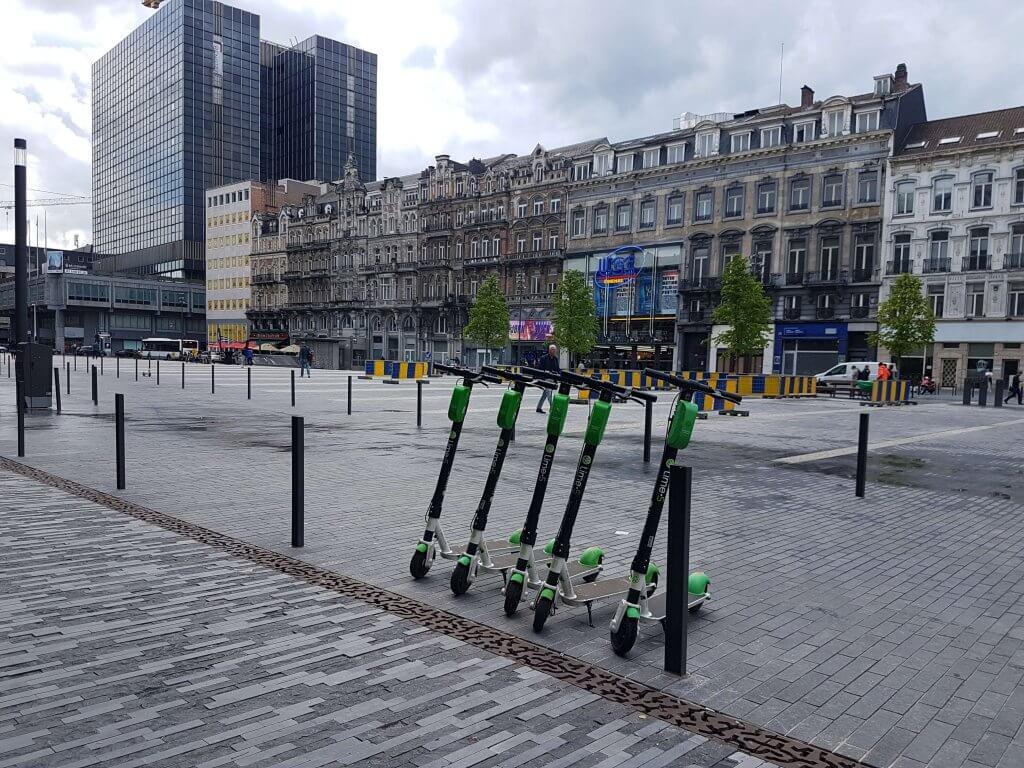 Lime în Bruxelles