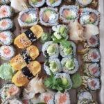 De unde comanzi sushi în București