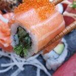 Nu știu dacă voi mai putea mânca sushi